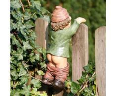 Gartenfigur Hänge-Gnom Franz Hose
