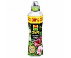 Compo Blumendünger mit Guano, 1,3 Liter