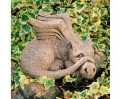Gartenfigur Drache Smuggy
