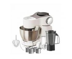 Krups Küchenmaschine KA2531 Master Perfect Plus White/Chrome, weiß