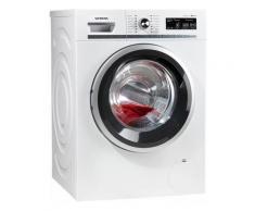 SIEMENS Waschmaschine WM16W5ECO, 9 kg, 1600 U/Min, weiß, A+++