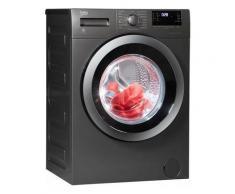 BEKO Waschmaschine WMY 71433 PTE, 7 kg, 1400 U/Min, grau, A+++