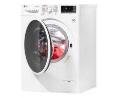 LG Waschtrockner F 14WD 96EH1, 9 kg / 6 kg, 1400 U/Min, Wäschetrockner, weiß