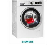 SIEMENS Waschmaschine iQ700 WM14W540, 8 kg, 1400 U/Min, weiß, A+++