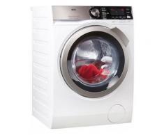 AEG Waschtrockner L8WE86605, A, 10 kg / 6 kg, 1.600 U/Min, Wäschetrockner, weiß