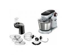 Bosch Küchenmaschine OptiMUM MUM9D33S11, 5,5Liter, 1300 Watt, Vollmetall-Gehäuse, silber