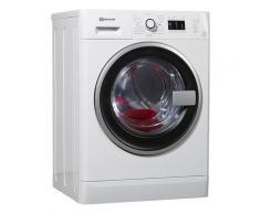 BAUKNECHT Waschtrockner WATK Prime 8614, 8 kg/6 kg, 1400 U/Min, Wäschetrockner, weiß