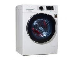 Samsung Waschtrockner WD70J5400AW/EG, A, 7 kg / 5 kg, 1400 U/Min, Wäschetrockner, weiß