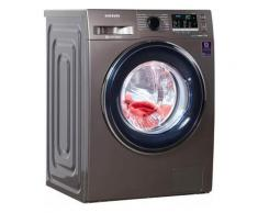 Samsung Waschmaschine WW5000 WW70J5435FX/EG, 7 kg, 1400 U/Min, silber, A+++