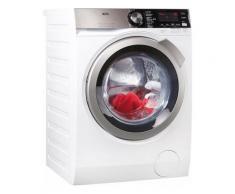 AEG Waschtrockner L7WE86605, A, 10 kg / 6 kg, 1.600 U/Min, Wäschetrockner, weiß