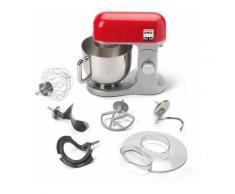 KENWOOD Küchenmaschine kMix KMX 750RD, 1000 Watt, 5l Schüssel, Inkl. 3-tlgs. Patisserie-Set, rot