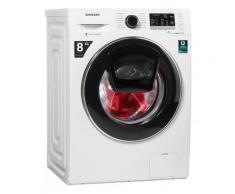 Samsung Waschmaschine WW5500 AddWash WW80K5400UW/EG, A+++, 8 kg, 1400 U/Min, weiß