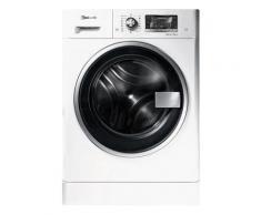 BAUKNECHT Waschtrockner WATK PRIME 11716, 11 kg/7 kg, 1600 U/Min, Wäschetrockner, weiß