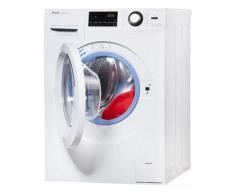 Haier Waschtrockner HWD80-B14636, 8 kg/5 kg, 1400 U/Min, weiß