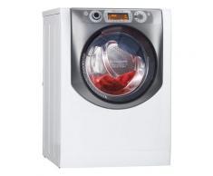 Hotpoint Waschtrockner AQD1071D 69 EU/A, 10 kg/7 kg, 1600 U/Min, Wäschetrockner, weiß