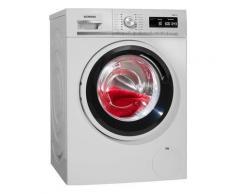 SIEMENS Waschmaschine iQ700 WM14W5ECO, 8 kg, 1400 U/Min, weiß, A+++