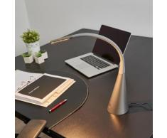 Dimmbare LED-Schreibtischleuchte Majani, USB