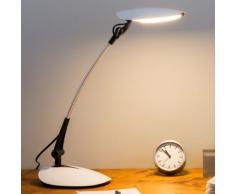 LED-Schreibtischleuchte Havin in Weiß