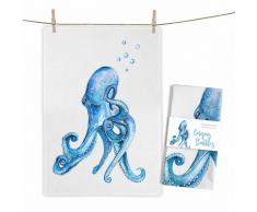 """Geschirrtuch """"Octopus"""""""