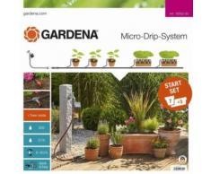 ROLLER Gardena Start-Set MDS M - mit Bewässerungscomputer