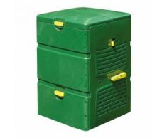 ROLLER Komposter Aeroplus 6000 - grün - Kunststoff - 600 Liter
