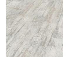 ROLLER Laminat Surprise - D2940 Planke weiß - 8 mm