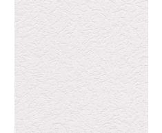 ROLLER Tapete, Vinyltapete Großrolle - weiß - 15 Meter
