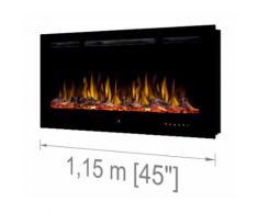 Noble Flame PARIS 1150 [Elektrokamin Wandeinbau/wandhängend]