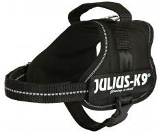 Hunde-Geschirr »Julius-K9 Mini-Mini/S«, schwarz, 40-53 cm
