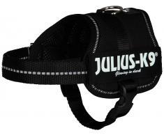 Hunde-Geschirr »Julius-K9 Baby 2/XS-S«, schwarz, 33-45 cm