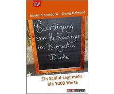 Broschiertes Buch »Beerdigung von Herrn Krodinger im Biergarten«