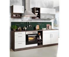 k che komplett g nstig kaufen bei k chenprogramm online shop. Black Bedroom Furniture Sets. Home Design Ideas