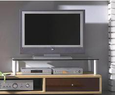 VCM TV Glasaufsatz Felino Maxii / Tisch Aufsatz Fernseh Erhöhung