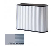 MS-Schuon Rolladenschrank Sideboard Universalschrank abschließbar »KLENK COLLECTION«