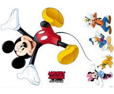 Wandsticker, Komar, »Mickey and Friends«, 50/70 cm