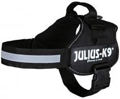 Hunde-Geschirr »Julius-K9 2/L-XL«, schwarz, 71-96 cm