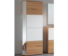 Garderobenschrank, »Ergon«, mit Spiegel