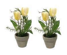 Tulpen im Topf, Home affaire (2er-Set)