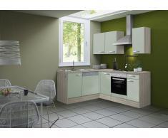 Winkel-Küchenzeile ohne E-Geräte »Skagen«, Breite 210 x 175 cm