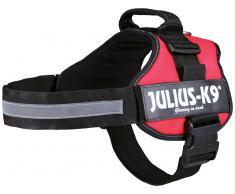 Hunde-Geschirr »Julius-K9 1/L«, rot, 66-85 cm