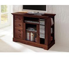 TV-Tisch, Home affaire, Breite 108 cm, Belastbarkeit bis 50 kg
