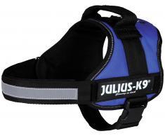 Hunde-Geschirr »Julius-K9 0/M-L«, blau, 58-76 cm