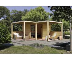 design gartenhaus hochwertig und exklusiv bei. Black Bedroom Furniture Sets. Home Design Ideas