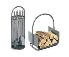 Kaminofenbesteck »5-teilig« aus Eisen