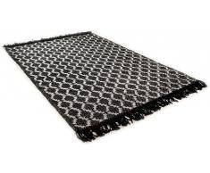 Teppich, Theko, »Silverstar«, handgewebt