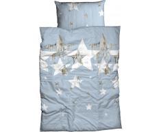 Bettwäsche, Casatex, »Stellaris«, mit Sternen