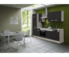 Küchenzeile ohne E-Geräte »Skagen«, Breite 270 cm - für Einbaugeschirrspüler geeignet
