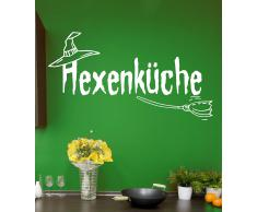 Wandspruch, Home affaire, »Hexenküche«
