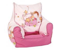 KNORR-BABY Kinder-Sitzsack Spielzimmer