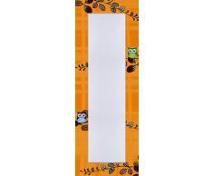 Wandspiegel mit Modellrahmen - Desigenrrahmen, Home affaire, »Eulenfamilie«, 50/140 cm